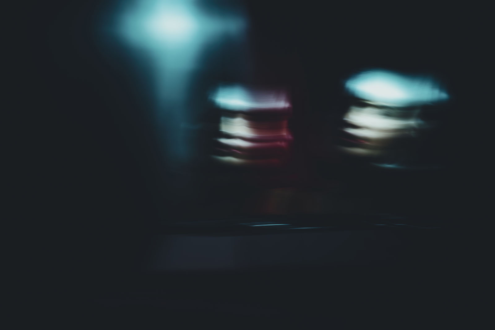 Peter Steinheisser fotografiert für die Ausstellung 'Noir'
